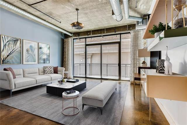 311 W 5th St #808, Austin, TX 78701 (#3077592) :: Realty Executives - Town & Country