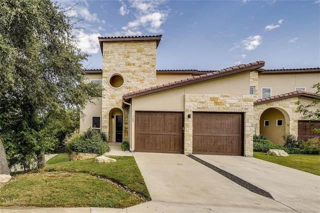 2601 N Quinlan Park Rd #704, Austin, TX 78732 (#3078296) :: R3 Marketing Group