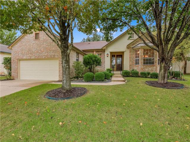 118 Mountain Laurel Way, Georgetown, TX 78633 (#3079380) :: The Perry Henderson Group at Berkshire Hathaway Texas Realty