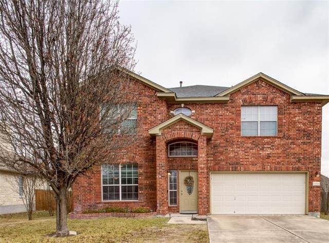 20540 Farm Pond Ln, Pflugerville, TX 78660 (#3080530) :: Watters International