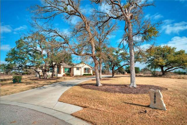 1000 Telling Wind, Liberty Hill, TX 78642 (#3082842) :: Realty Executives - Town & Country