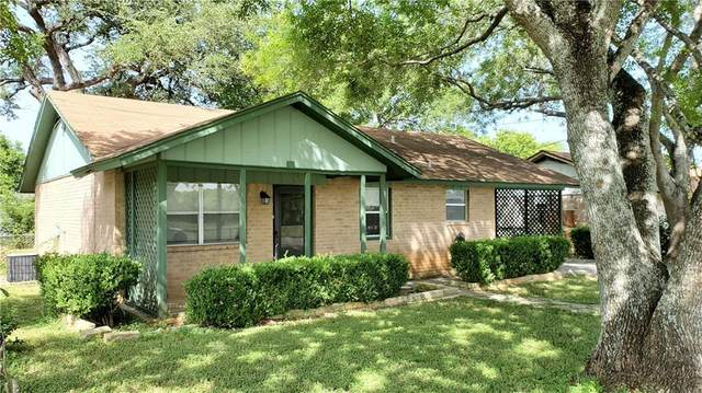 502 1st St, Kyle, TX 78640 (#3083339) :: The Heyl Group at Keller Williams