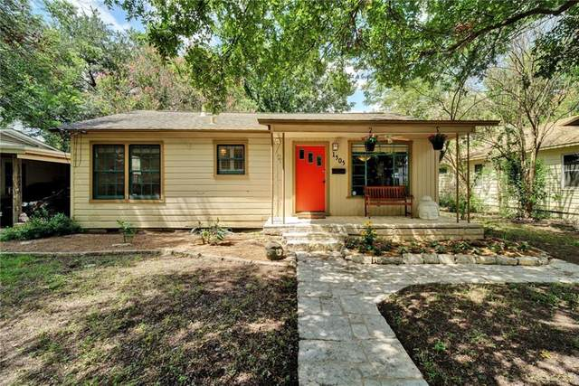 1505 Piedmont Ave, Austin, TX 78757 (#3083880) :: The Summers Group