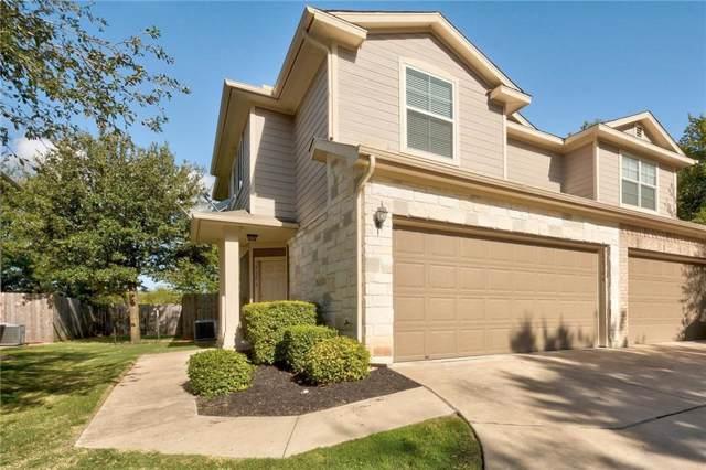 14620 Walt Whitman Trl A, Pflugerville, TX 78660 (#3085355) :: Ana Luxury Homes
