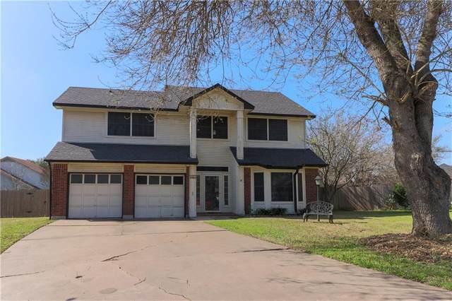 907 Valley Glen Cv, Pflugerville, TX 78660 (#3086956) :: The Heyl Group at Keller Williams