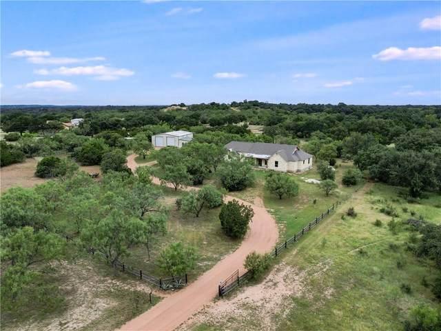 340 French John Creek Rd, Kingsland, TX 78609 (#3092709) :: Papasan Real Estate Team @ Keller Williams Realty