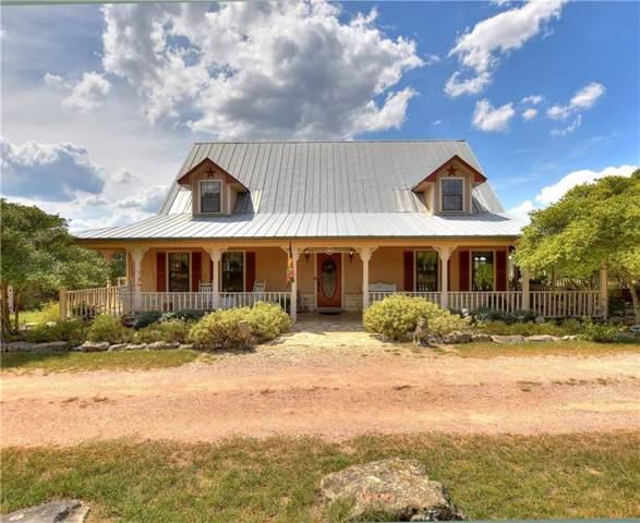 400 Skyline Ridge Lookout, Wimberley, TX 78676 (#3094364) :: The Heyl Group at Keller Williams