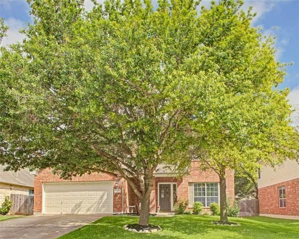 605 Pebblestone Walk Dr, Cedar Park, TX 78613 (#3095904) :: Ben Kinney Real Estate Team