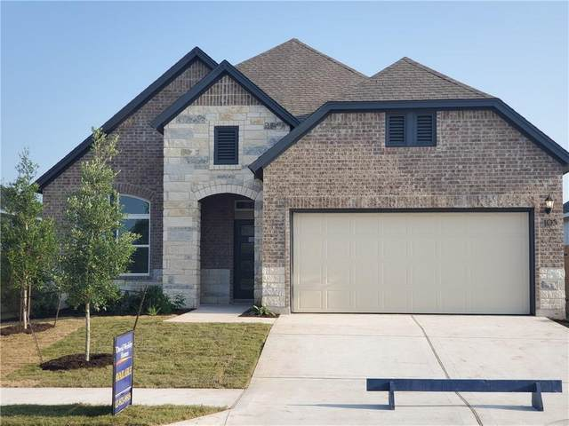 105 Docking Iron Dr, Hutto, TX 78634 (#3095956) :: Zina & Co. Real Estate