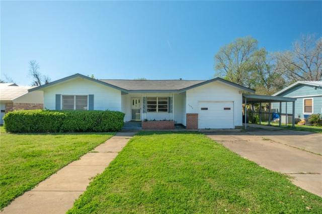 1406 NE 8th St, Smithville, TX 78957 (#3096125) :: Papasan Real Estate Team @ Keller Williams Realty