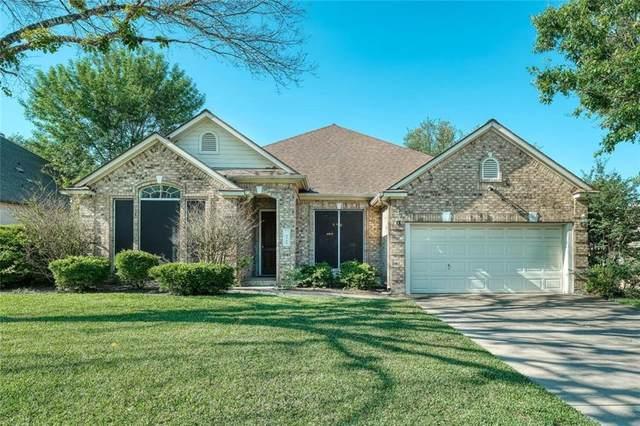 3705 Royal Port Rush Dr, Round Rock, TX 78664 (#3096343) :: Papasan Real Estate Team @ Keller Williams Realty
