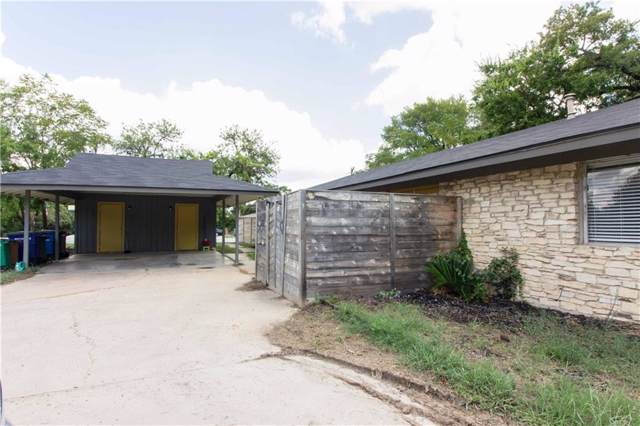 6115 Manor Rd A, Austin, TX 78723 (#3096588) :: The Summers Group