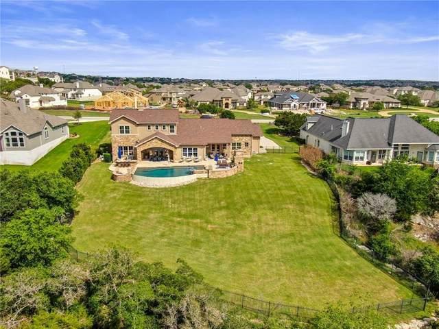 2707 Crystal Falls Pkwy, Leander, TX 78641 (MLS #3097997) :: Vista Real Estate