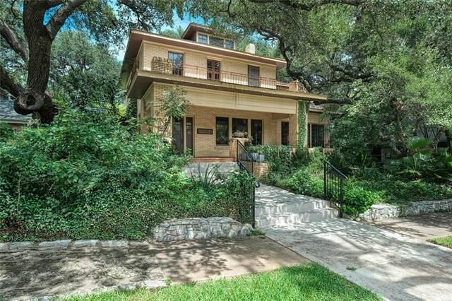 602 W 11th St, Austin, TX 78701 (#3100306) :: Papasan Real Estate Team @ Keller Williams Realty