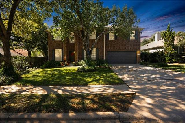 8505 Jilbur Dr, Round Rock, TX 78681 (#3101408) :: Front Real Estate Co.