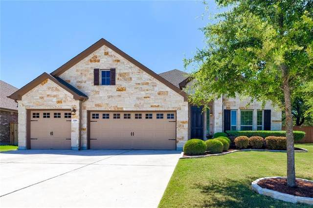 2916 Courageous, Leander, TX 78641 (#3103908) :: All City Real Estate