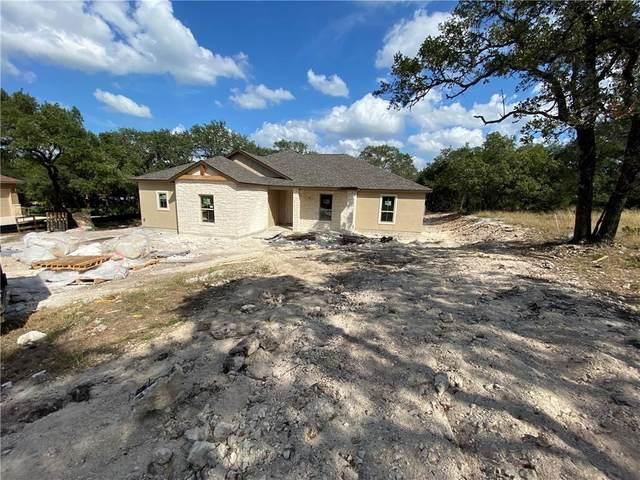 1690 Bella Vis, Canyon Lake, TX 78133 (MLS #3105676) :: Brautigan Realty