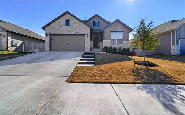 121 Finley St, Hutto, TX 78634 (#3105929) :: 12 Points Group