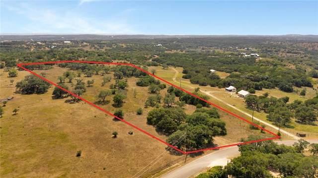 813 Verde Vista Rd, Wimberley, TX 78676 (#3106063) :: Bristol Palin Team