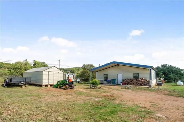 128 Deer Ridge Dr, Burnet, TX 78611 (#3106402) :: The Perry Henderson Group at Berkshire Hathaway Texas Realty