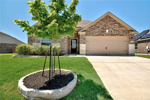 19908 Per Lange Pass, Manor, TX 78653 (#3109788) :: The Heyl Group at Keller Williams