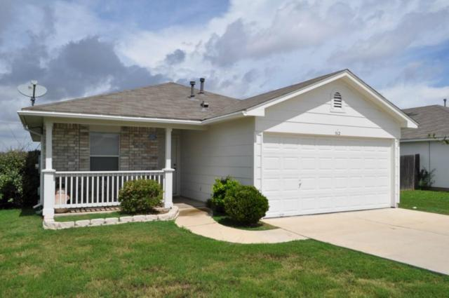 512 Mitchell Dr, Hutto, TX 78634 (#3110290) :: Realty Executives - Town & Country