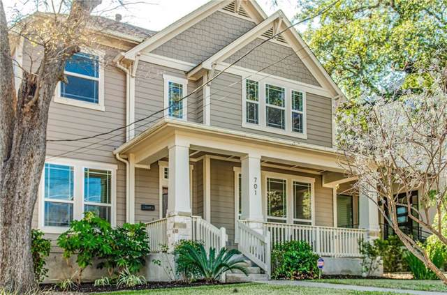 701 W Gibson St, Austin, TX 78704 (#3112939) :: The Perry Henderson Group at Berkshire Hathaway Texas Realty