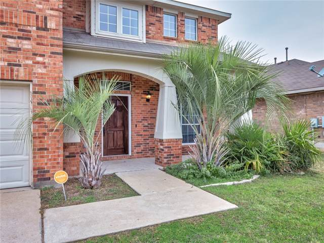 1462 Rainbow Parke Dr, Round Rock, TX 78665 (#3113927) :: The Perry Henderson Group at Berkshire Hathaway Texas Realty