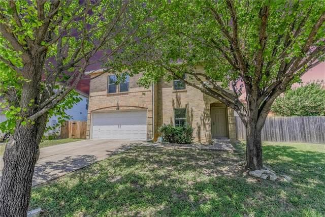 1108 Terrier Cv, Round Rock, TX 78664 (#3114981) :: RE/MAX Capital City