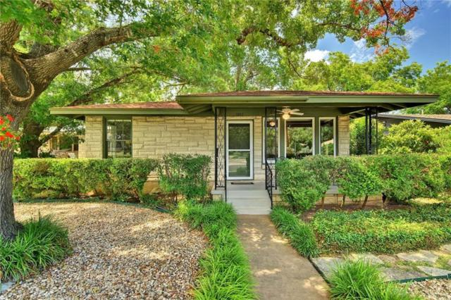 1307 Harriet Ct, Austin, TX 78756 (#3115500) :: Austin International Group LLC