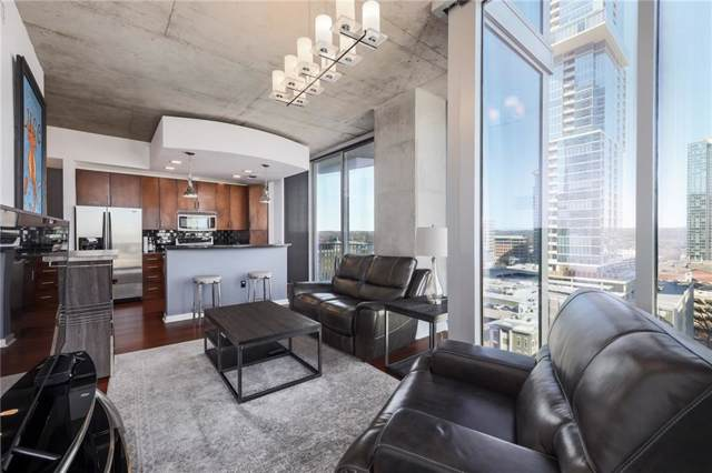 360 Nueces St #1316, Austin, TX 78701 (#3117625) :: The Heyl Group at Keller Williams