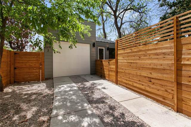 2619 E 3rd St #2, Austin, TX 78702 (MLS #3118091) :: Vista Real Estate