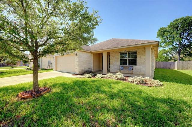 7910 Pebble Creek Dr, Georgetown, TX 78628 (#3118950) :: Papasan Real Estate Team @ Keller Williams Realty