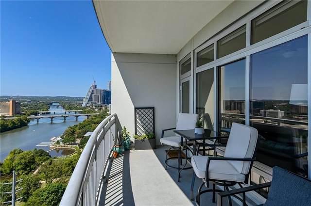 603 Davis St #1909, Austin, TX 78701 (#3119271) :: Ben Kinney Real Estate Team