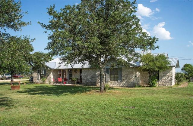 1400 W Fm 487, Jarrell, TX 76537 (#3119519) :: The Heyl Group at Keller Williams