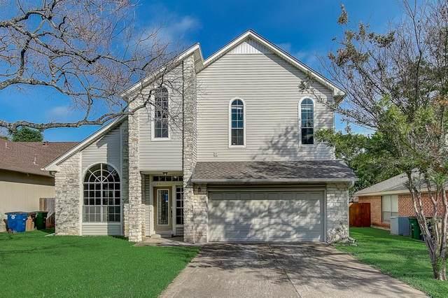12616 Hunters Chase Dr, Austin, TX 78729 (#3119863) :: Papasan Real Estate Team @ Keller Williams Realty