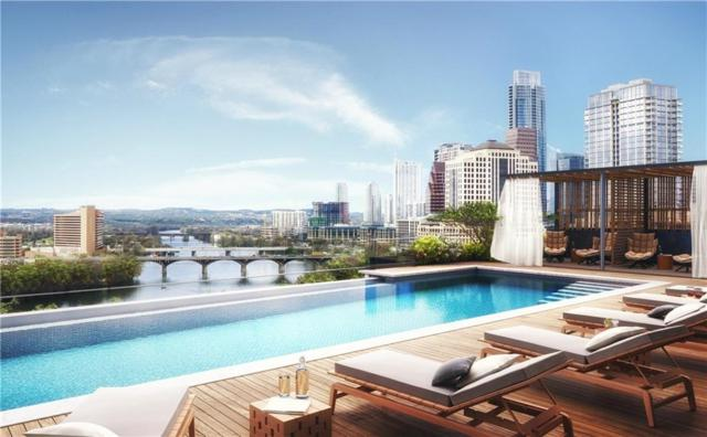 70 Rainey St #1509, Austin, TX 78701 (#3120187) :: Ben Kinney Real Estate Team