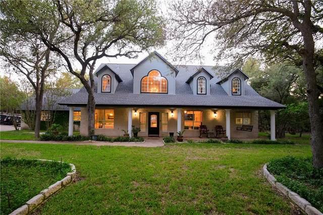 2401 Grandridge Trl, Cedar Park, TX 78613 (#3121059) :: Papasan Real Estate Team @ Keller Williams Realty