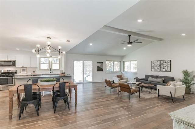 2709 Deeringhill Dr, Austin, TX 78745 (#3121291) :: Papasan Real Estate Team @ Keller Williams Realty
