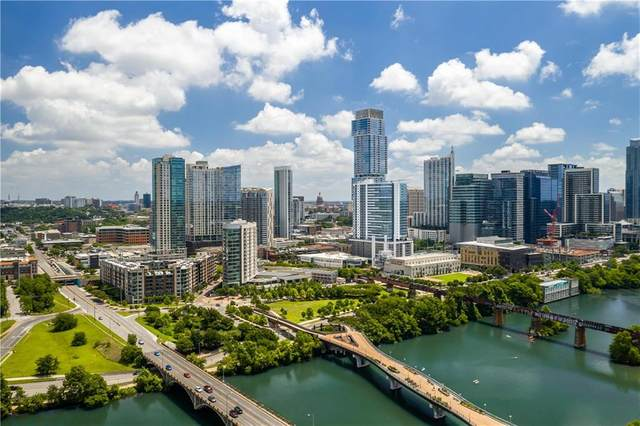 222 West Ave #1314, Austin, TX 78701 (#3123728) :: Watters International