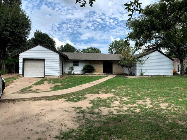 508 San Jacinto Dr, Rockdale, TX 76567 (#3124332) :: Green City Realty