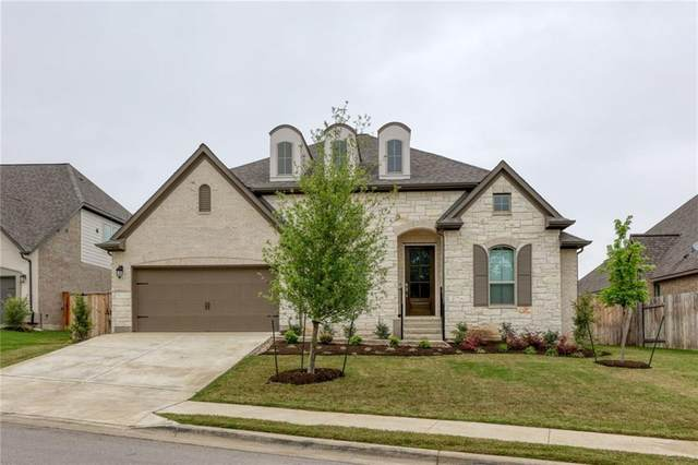 2004 Rabbit Creek Dr, Georgetown, TX 78626 (#3124890) :: Papasan Real Estate Team @ Keller Williams Realty