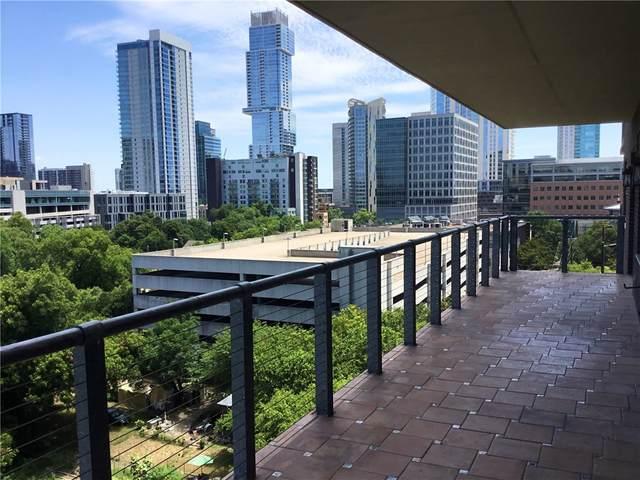 901 W 9th St #704, Austin, TX 78703 (#3125899) :: R3 Marketing Group