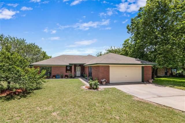 1203 E Johnson St, Burnet, TX 78611 (#3126269) :: Zina & Co. Real Estate