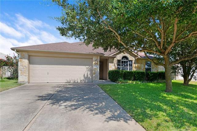 210 Kerley Dr, Hutto, TX 78634 (#3126445) :: ONE ELITE REALTY