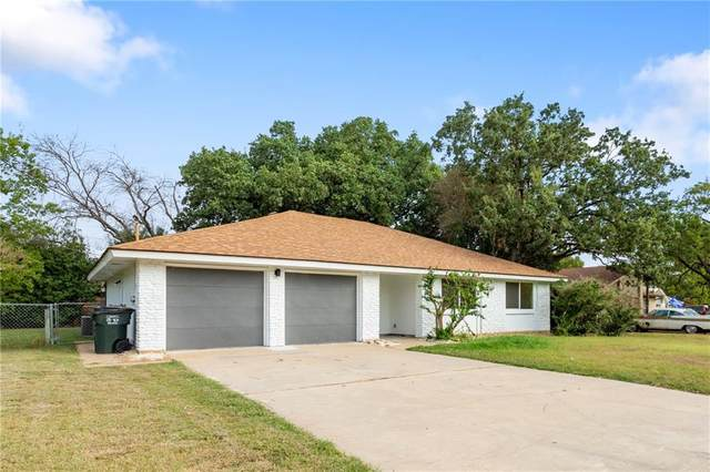 407 Thornton Ln, Georgetown, TX 78628 (#3126513) :: Papasan Real Estate Team @ Keller Williams Realty