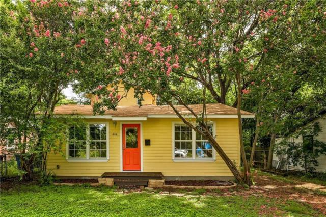 406 W 55 1/2 St, Austin, TX 78751 (#3126718) :: Ana Luxury Homes