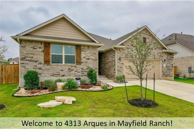 4313 Arques Ave, Round Rock, TX 78681 (#3127379) :: The Perry Henderson Group at Berkshire Hathaway Texas Realty
