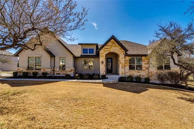 2716 Vista Heights Dr, Leander, TX 78641 (#3129430) :: Zina & Co. Real Estate