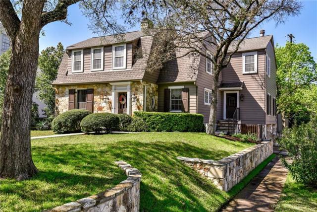 2428 Jarratt Ave, Austin, TX 78703 (#3129686) :: The Heyl Group at Keller Williams